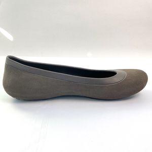 CROCS Lina Espresso Brown Ballet Flats